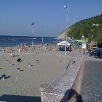 spiaggia gabicce monte