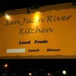 San Juan River Kitchen