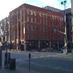 post street side