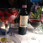 fragole e brunello
