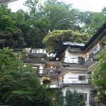 Outside View of Hotel Senkei Room