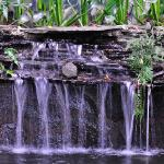 Lovely Waterfalls and Ponds