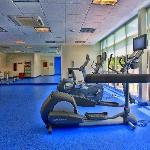 Our state of the art fitness center