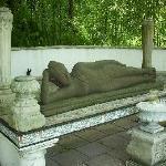 Buddha che dorme