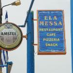 Ela Messa bar - lovely! Ask for Marie!