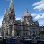 La Catedral de Guadalajara.