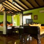 Rio Celeste Hideaway bungalows