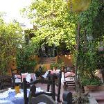 El Comal Courtyard