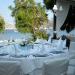 Caldera Cafe Bar Restaurant, Agia Pelagia, Crete