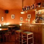 Hotel Walser-Bosco Gurin, American Bar