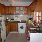 Our kitchen is big and fully-equipped