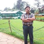 I'm there, in Ooty