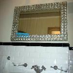 Bathroom in Mirrors Suite