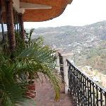 Balcon de la alberca