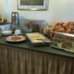 Liebevolles Frühstücksbüffet 1