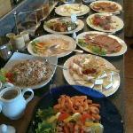 Liebevolles Frühstücksbüffet 3