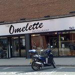 GT's Omellte Resaurant - Albion Street Hull