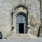 Cattedrale door