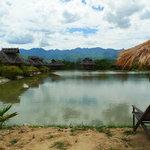 Bueng Pai Farm garden