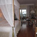 bed room - royal suite