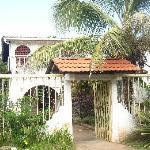 Eingang zur Casa Talamanca