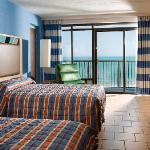 Hotel Blue Oceanfront Room