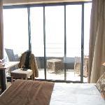 chambre vue sur mer
