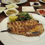 "St. Peter""s fish, grilled"