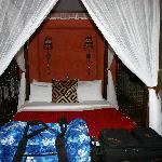 Sleeping area