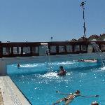 salty pool