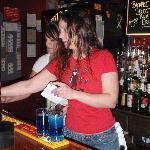 Octavia and Ashley - Wild West Bartenders