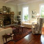 Living Room off of Foyer