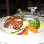 Chicken Cordon Bleu - Great take on a classic!