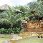 Springs/pools