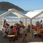 Mazatlan Beach Party at la Costa Marinera