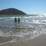 A great day at the Mazatlan Beach!