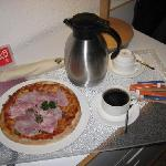Room service - using Villeroy & Boch crockery
