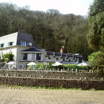 Oxwich Bay Hotel - from the beach