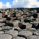 The Giants Causeway!