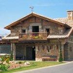 "fachada del restaurante ""kate zaharra"" (ctra.santo domingo)"