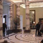 Lobby, Langham Hotel, London