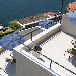 Sky view of Moriah Hill Resort