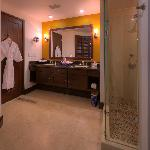 Bathroom in Premier villa