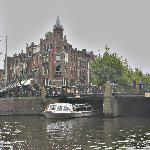 View from the Keizersgracht