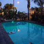 Pool at Laguna Beach Inn
