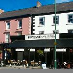 The homely Penygawse guest house and Victorian Tearooms