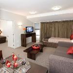 Premium One Bedroom Spa