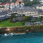 Hotel Aerial Photo