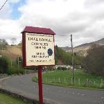 Dall Lodge Sign