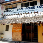 Backpacker's Lodge Exterior